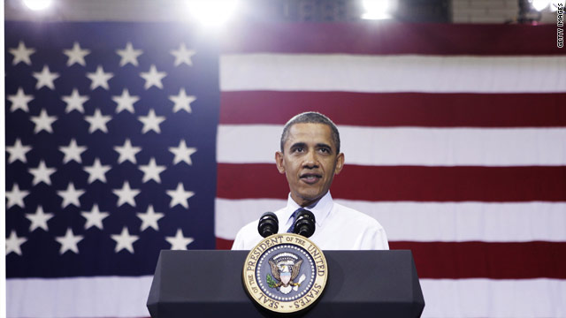 Obama summons congressional leaders to White House Saturday