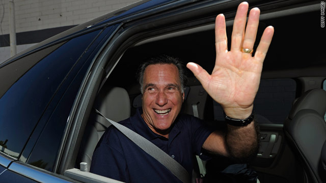 Romney: Iowa State Fair, here I come