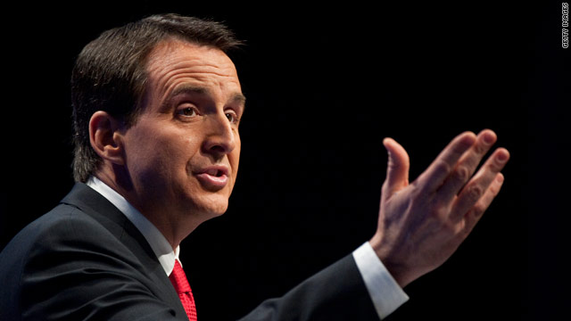 Pawlenty: I'm not dropping out anytime soon
