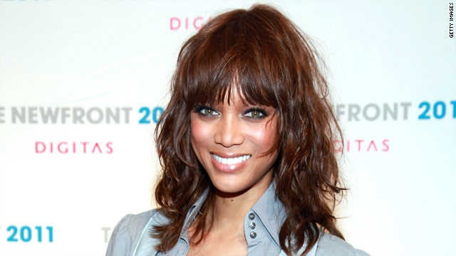 Tyra Banks: All-star 'Top Model' 'is crazy'