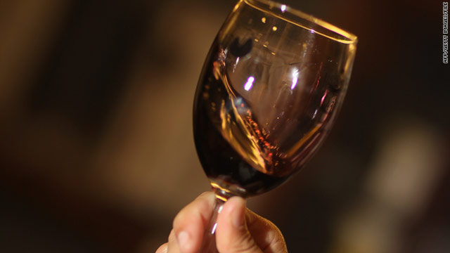 Whoops! $1 million worth of wine spilled