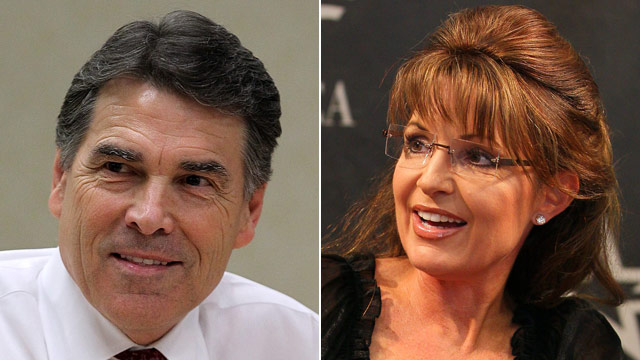 Palin, Perry left off Ames straw poll ballot