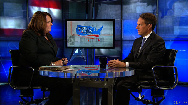U.S. debt ceiling debate must be settled now, Geithner says