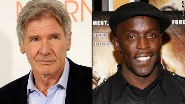 Harrison Ford to play Wyatt Earp; 'Wire' star heads to 'Community'