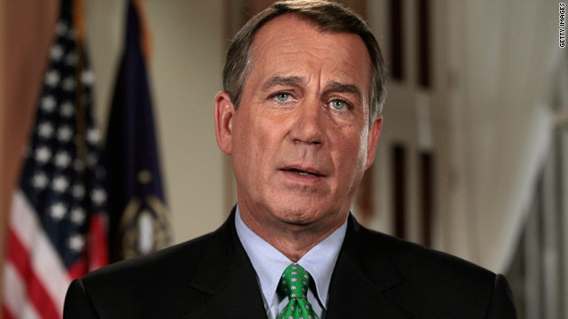 House conservatives not sold on Boehner plan