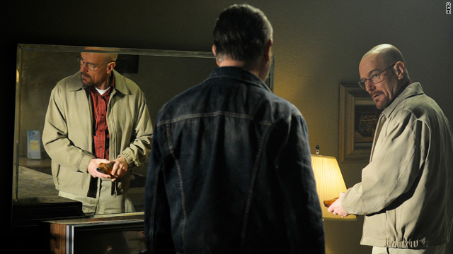 'Breaking Bad': It's not a lie if you believe it