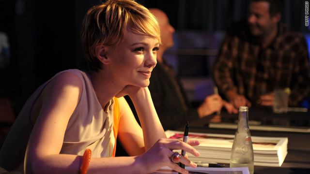 Carey Mulligan 'terrified' about 'Great Gatsby'