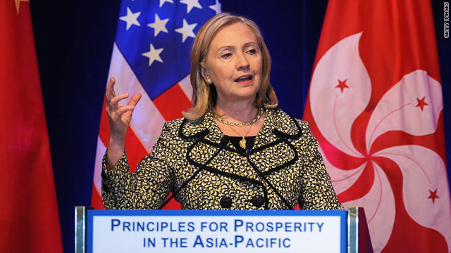 Clinton confident U.S. debt deal will be struck
