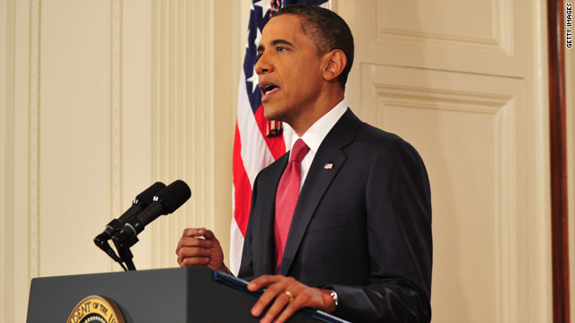 Obama tells nation debt stalemate requires compromise now