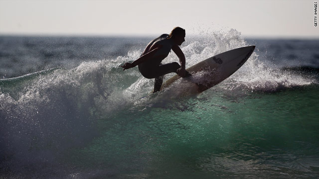 New York teacher, surf coach, missing after surfing off Sumatra