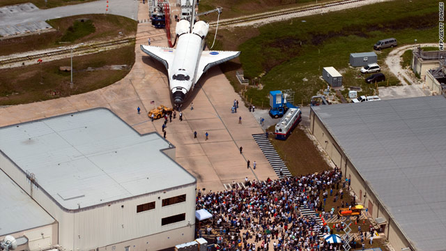 NASA hopes to shuttle former employees into new jobs