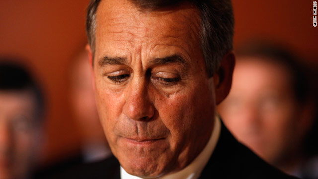 CBO sends Boehner back to drawing board