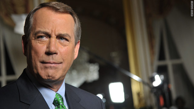 Conservative groups come out against Boehner proposal