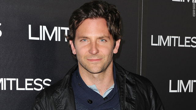 Bradley Cooper on 'Limitless' and his dream to direct