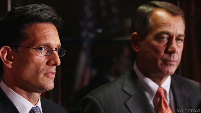 Cantor: 'The debt limit vote sucks'