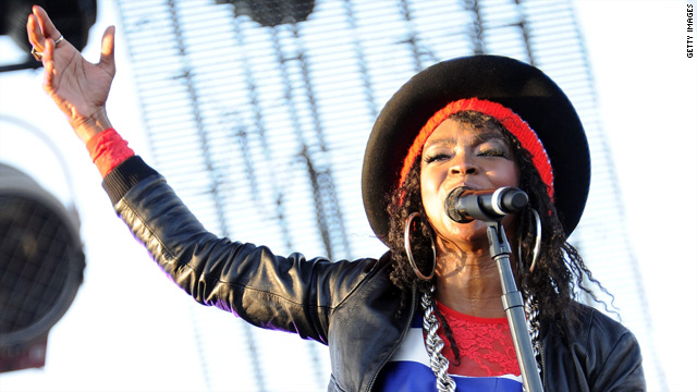 Lauryn Hill welcomes 'Baby Boy Marley'