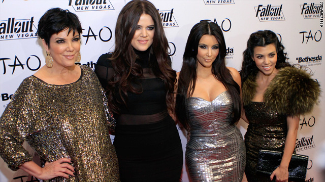 Kris Jenner: My job is to extend my family's fame