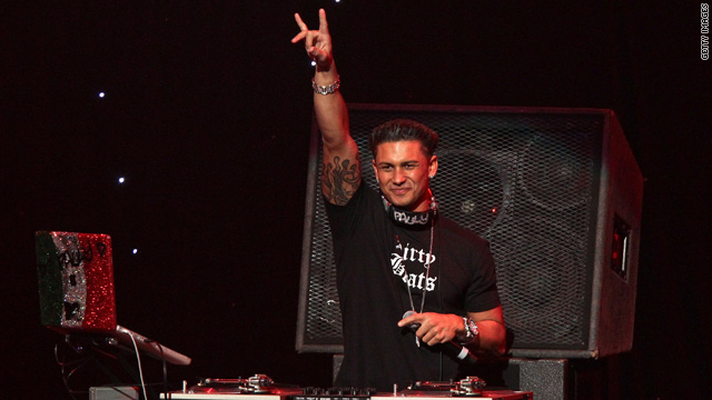 Pauly D to join Britney Spears on tour
