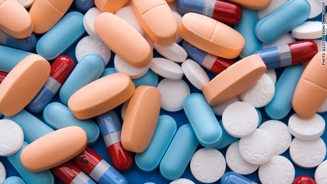 Big-name drugs go generic