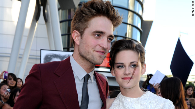 &#039;Breaking Dawn&#039; baby freaked out &#039;Twilight&#039; stars