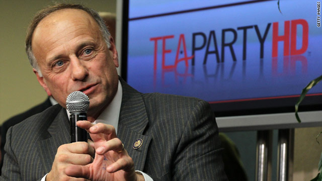 Influential Iowa Rep. King assesses GOP field