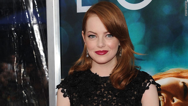 Emma Stone in talks for gangster film?