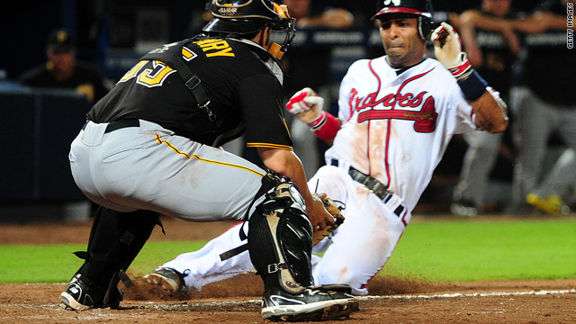 Was Braves win result of the worst call of the year?