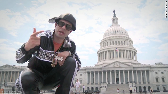 All about the Benjamins: Comic raps on follies of debt-ceiling fight
