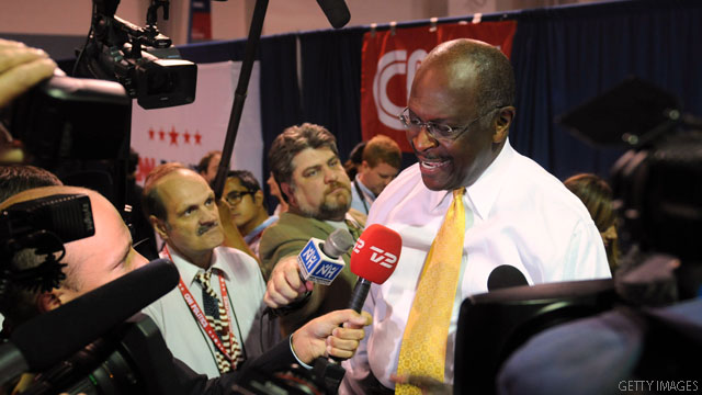Cain to hold Muslim roundtable following controversies