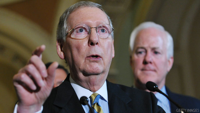 McConnell continues offensive over secret recording