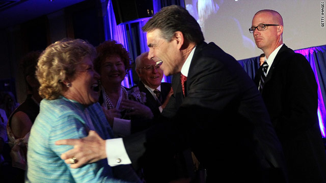 New Hampshire envoys to visit Perry