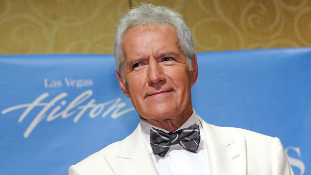 Alex Trebek injured while chasing burglar