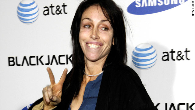Heidi Fleiss on parrots, LiLo and Sheen