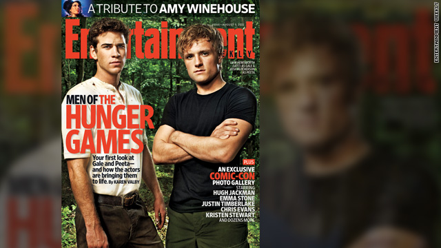 First look at 'The Hunger Games' cast