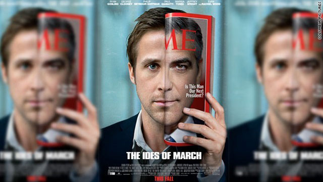 'The Ides of March' trailer released