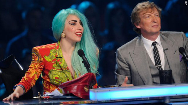 Gaga judges 'SYTYCD'