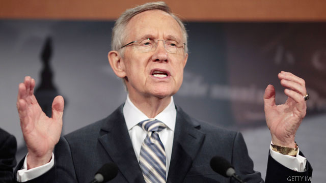 Reid: Senate will vote on Boehner plan