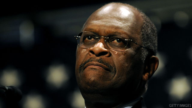 Cain apologizes to Muslim Americans
