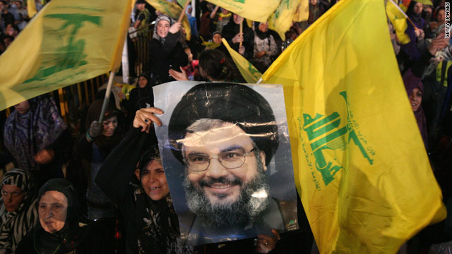 Time for G8 to make Hezbollah statement