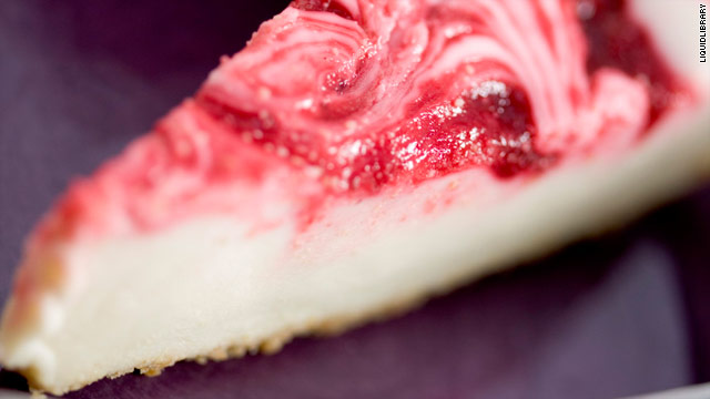 Breakfast buffet: National raspberry cream pie day