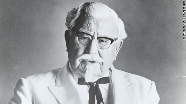 KFC honors Colonel who hatched the brand