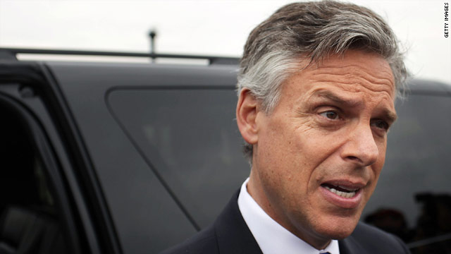 Huntsman's advice on the debt ceiling: 'Use the bully pulpit'