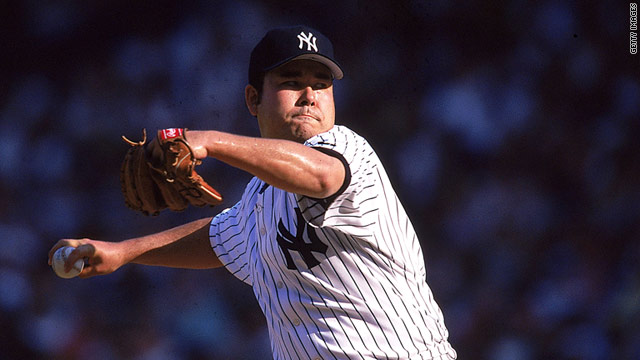 Report: Ex-Major League pitcher Irabu found dead