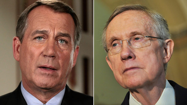 Moody's: Boehner and Reid bills won't cut it