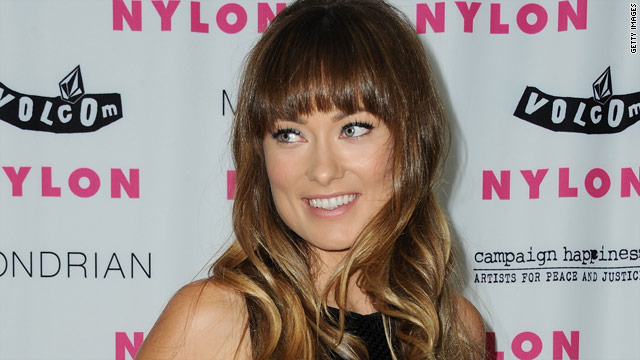 Olivia Wilde: JoBros put a 'sex hex' on my house
