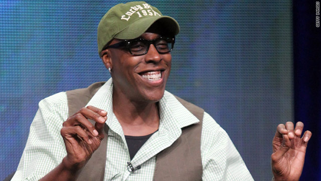 Arsenio Hall: I'd like another talk show