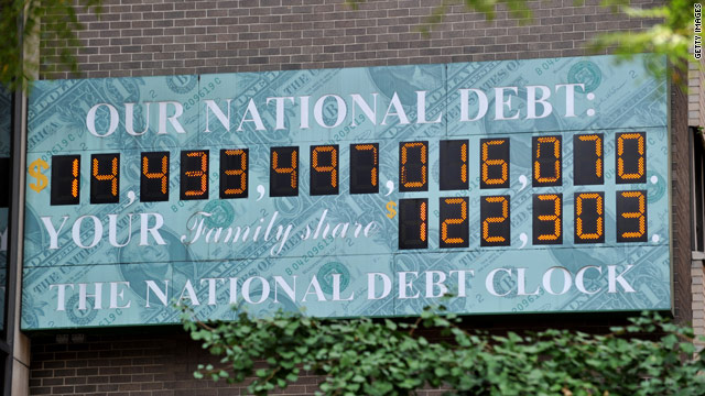 The debt ceiling battle at a glance