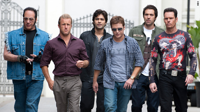 The 'Entourage' has relationship problems