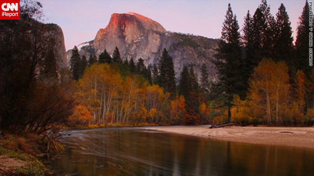 Woman killed in fall from Yosemite's Half Dome