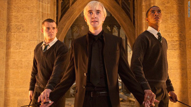 &#039;Deathly Hallows: Part 2&#039; makes $1 billion